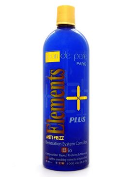 Elements Plus Anti Frizz 33.8Oz/1lt