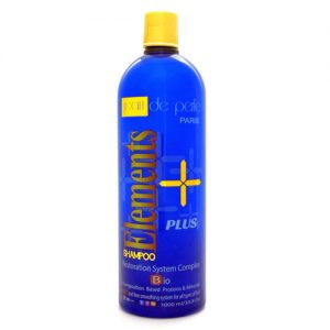 elements plus shampoo