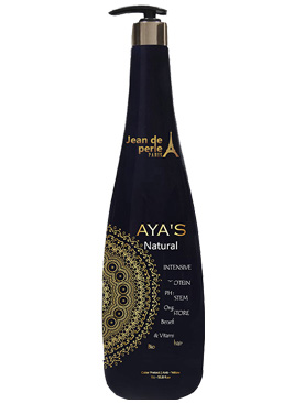 AYAS NATURAL balanced shampoo 33.8Oz/1lt