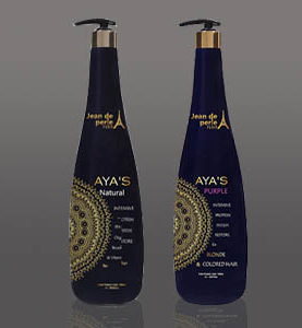 Package No. 19 - Aya's Purple & Aya's Natural Package