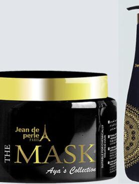 Aya's Shampoo + The Mask