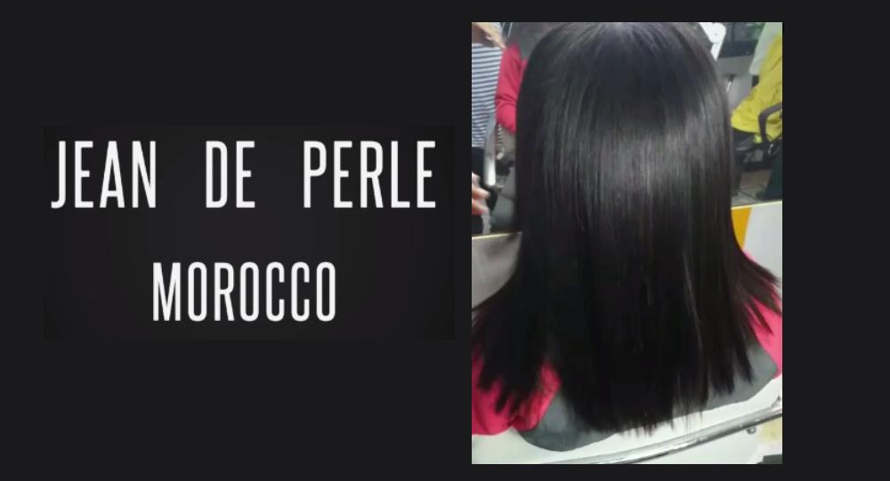Introducing Jean De Perle at Morocco