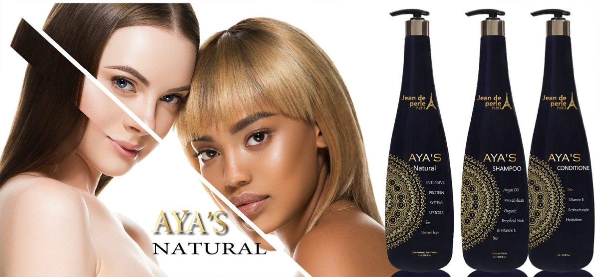 Ayas Natural Shampoo